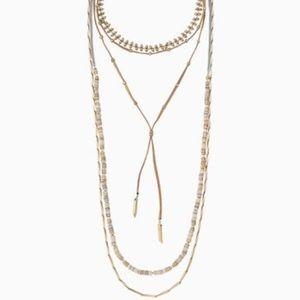 Stella & Dot AVEN Layering Necklace | Retired